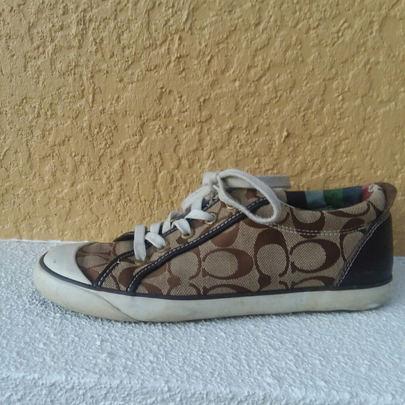 Coach Sneakers Converse Style Athletic